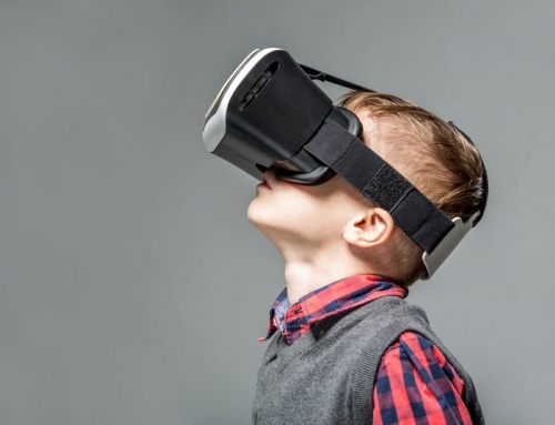 Virtual Reality Is a Hit In The News